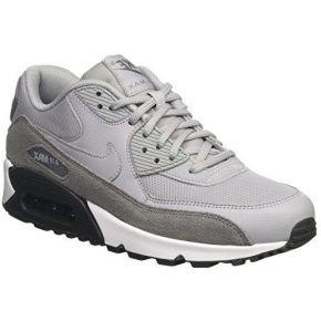 Nike air max 90, baskets femme, gris (cool...