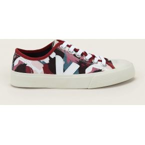 Sneakers imprimé coloré wata b-mesch - veja
