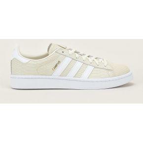 new style 2d287 515d6 Sneakers en cuir campus beige originals - adidas