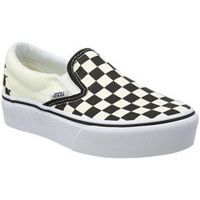 Vans classic slip-on platform, baskets enfiler...