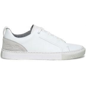 Basket lacets cachés blanche blanc eram