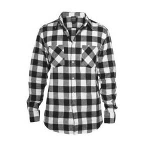 Chemise à carreaux homme noir / blanc (s)