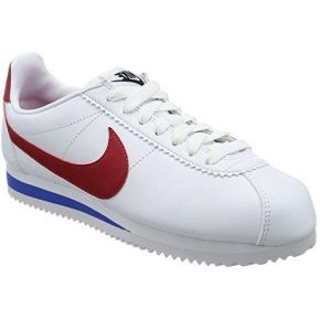 Nike classic cortez leather, baskets femme,...