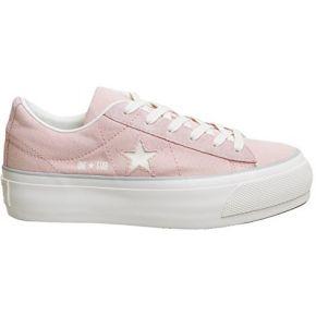 Converse one star platform chaussures femme...