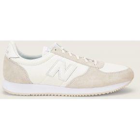 Sneakers bi-matières wl220ts running écru - new...