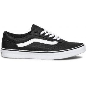 Tennis vans noire et blanche noir vans