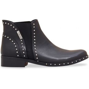 Boots cuir zadar noir