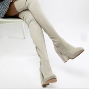 Femme asos design - kassidy - cuissardes à...
