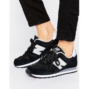 Femme new balance - 373 - baskets - noir...