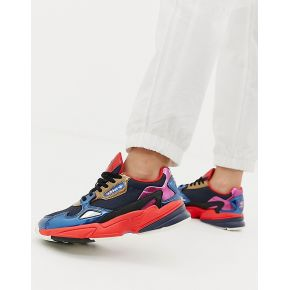 Femme adidas originals - falcon - baskets -...