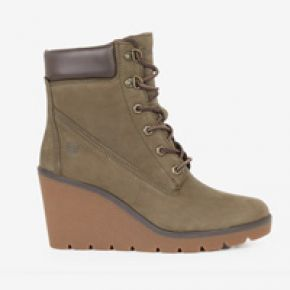 Paris height 6in timberland kaki 38 femme