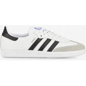 Samba adidas originals blanc/noir 37 1/3 femme