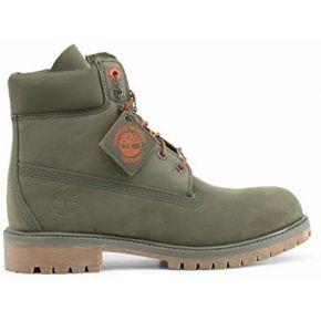 Timberland 6-inch premium boots kaki vert 40