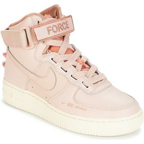 Baskets montantes air rose nike