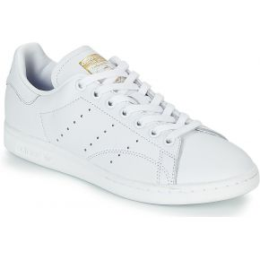Baskets basses stan smith blanc adidas