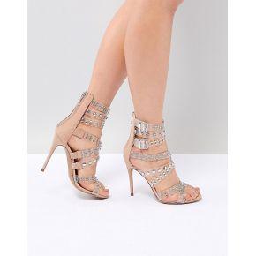 Femme steve madden - moto - sandales à talons...