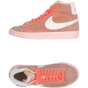 Sneakers & tennis montantes nike femme. rose....