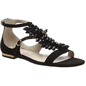 Carvela kelly, sandales femme - noir - noir, 37