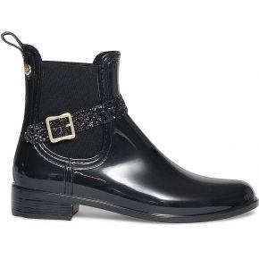 Chelsea boots igor plastique paillettes