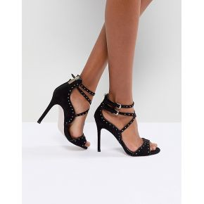 Femme miss kg - faleece - sandales à talons et...