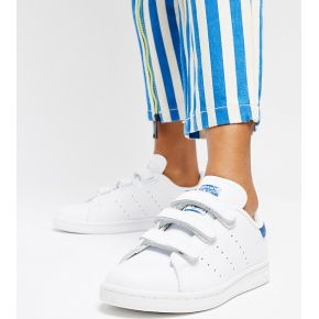 Femme adidas originals - stan smith - baskets à...