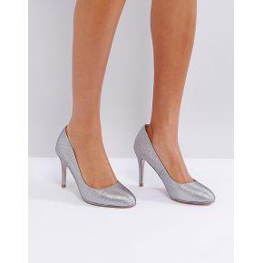 Femme miss kg - chaussures à bout rond et talon...