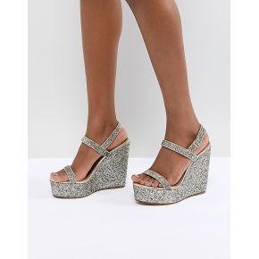 Femme asos design - happily - sandales à...