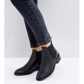 Femme asos - absolute - bottines chelsea larges...