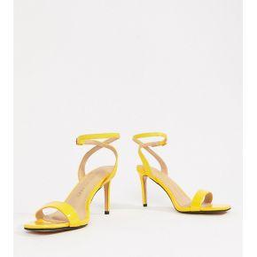 Femme river island - sandales larges à talon -...
