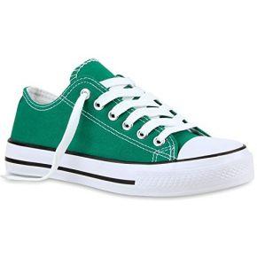 Sneakers sport–– pointe métallique chaussures...
