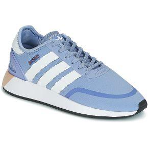 Baskets basses bleu adidas