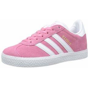 Adidas gazelle c basket mode mixte enfant, rose...