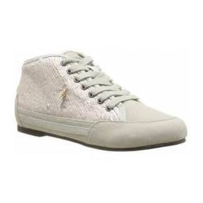 One step catena, baskets mode femme - beige...