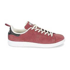 Basket hommes adidas stan smith rouge