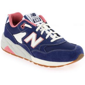 Baskets basses new balance wrt580 en cuir...