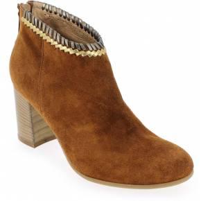 Boots progetto q179 raika en cuir velours...