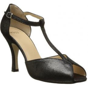 Eden 21 407 cv, escarpins femme - noir, 38 eu