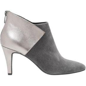 Kiomi boots à talons grey/grey metallic