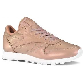 Classic leather pearlized. reebok classics or