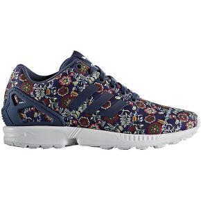 Chaussure zx flux. adidas originals bleu