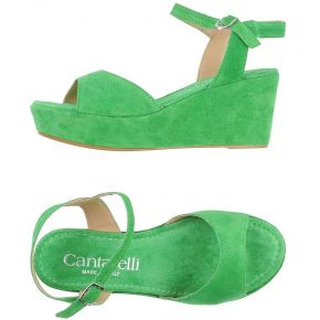 Sandales cantarelli femme. vert. 36 - 37 - 38 -...