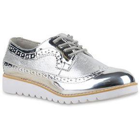 Stiefelparadies chaussures de ville à lacets...