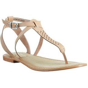 Vero moda vmanneli leather sandal, strappy...