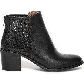 Boots noir à détails ajourés noir eram