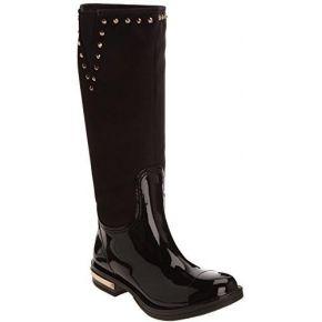 Be only hermy, bottes de pluie femme - noir, 36 eu