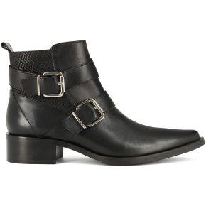 San marina-boots alsacien femme noir-39
