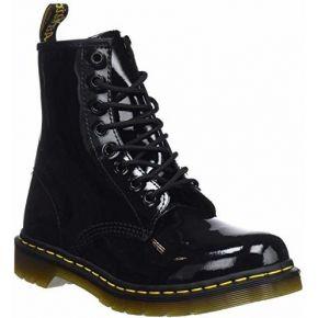 Dr. martens 1460 w, boots femme, noir, 40 eu...