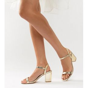 Femme glamorous wide fit - sandales à gros...