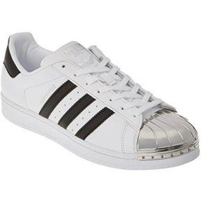 Adidas superstar metal toe, baskets basses...