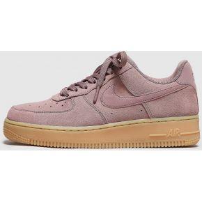 Nike air force 1 '07 se suede femme, rose